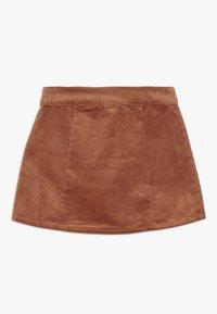 Friboo - Mini skirt - auburn - 1