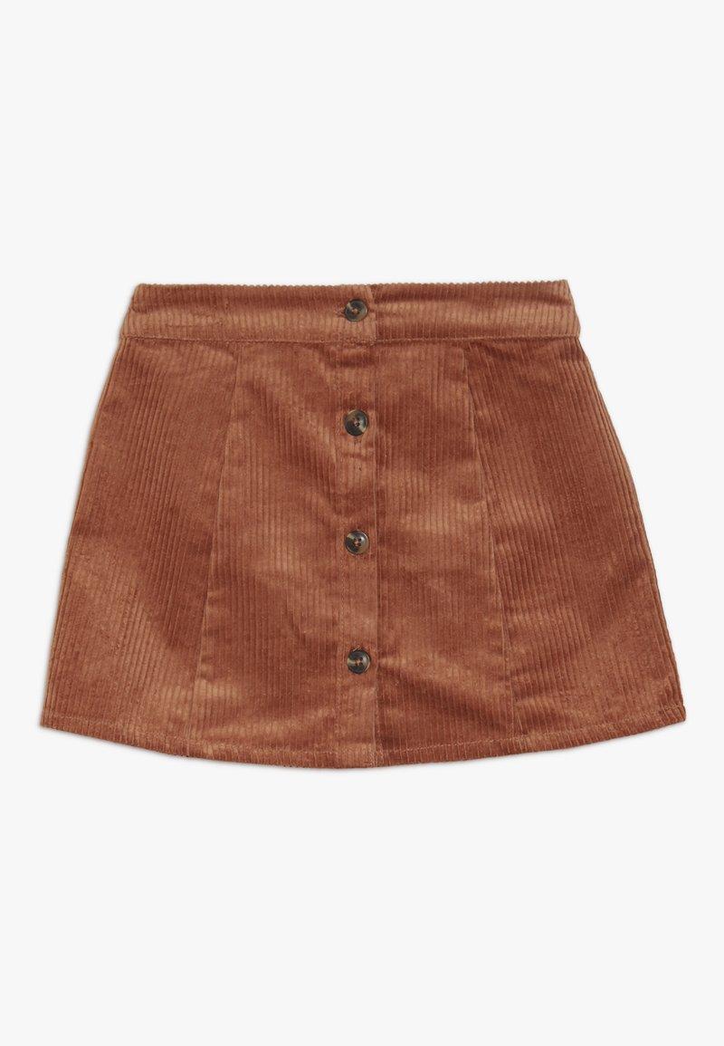 Friboo - Mini skirt - auburn