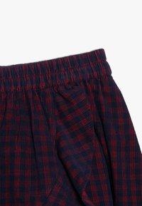 Friboo - Áčková sukně - red/navy - 3