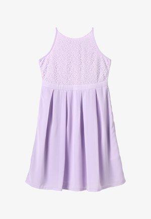 Cocktailkjoler / festkjoler - pastel lilac