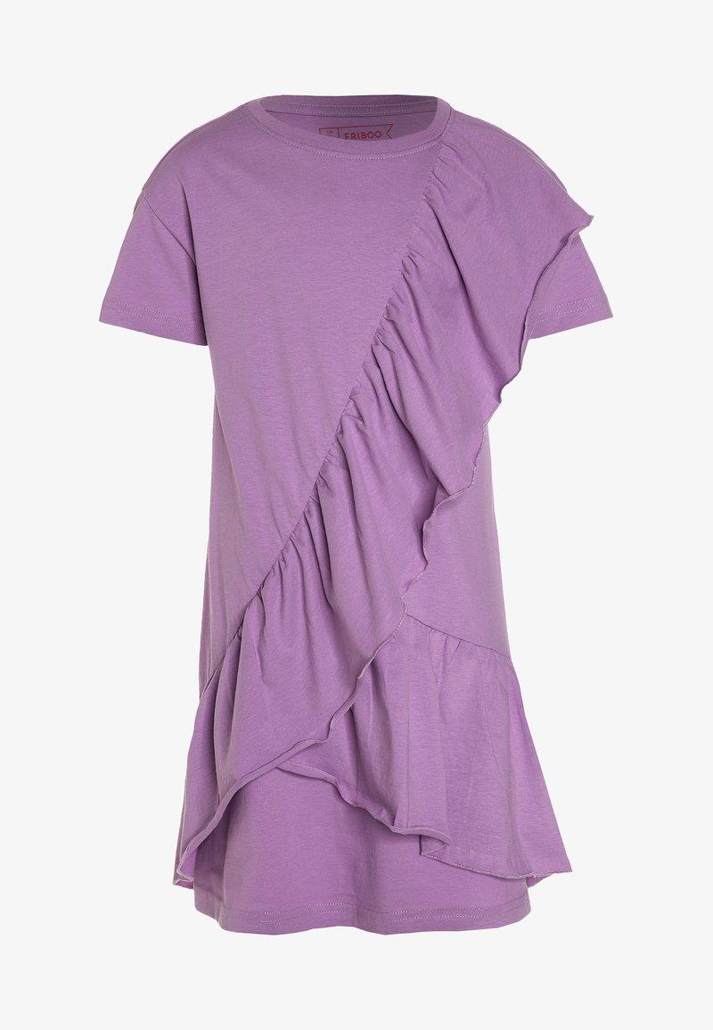 Friboo - Jerseyklänning - african violet