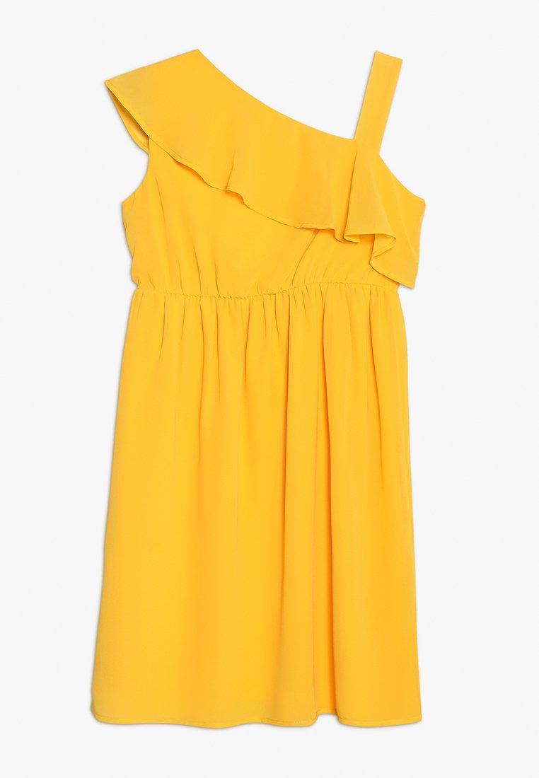 Friboo - Cocktailkleid/festliches Kleid - yellow