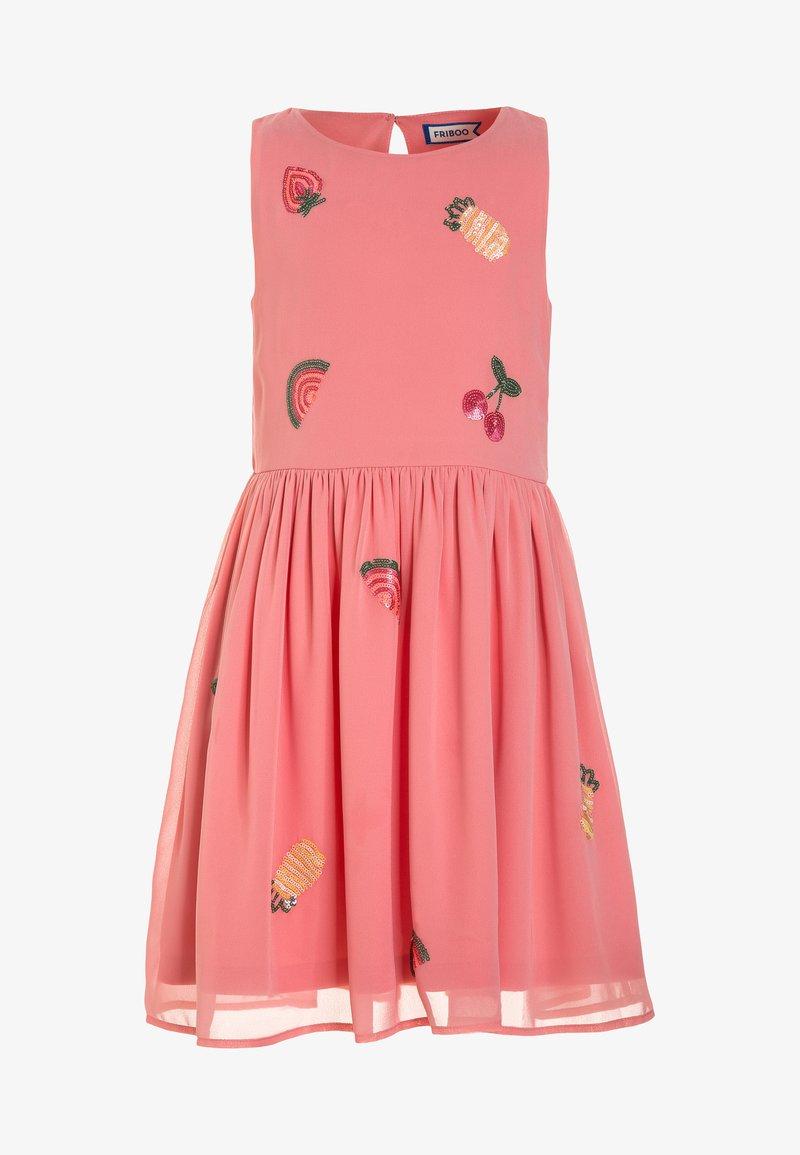 Friboo - Day dress - strawberry ice