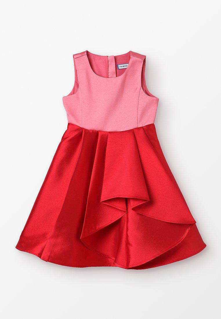 Friboo - Cocktailkleid/festliches Kleid - red/pink