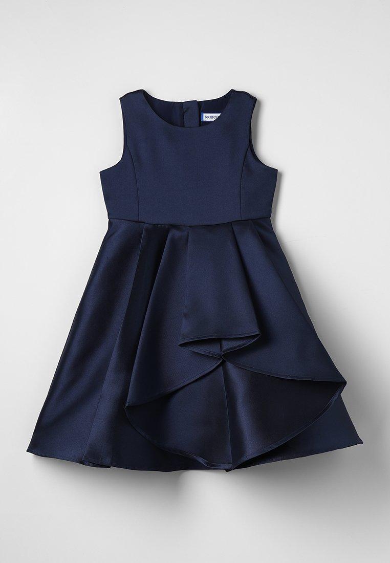 Friboo - Vestido de cóctel - navy blazer/dark blue