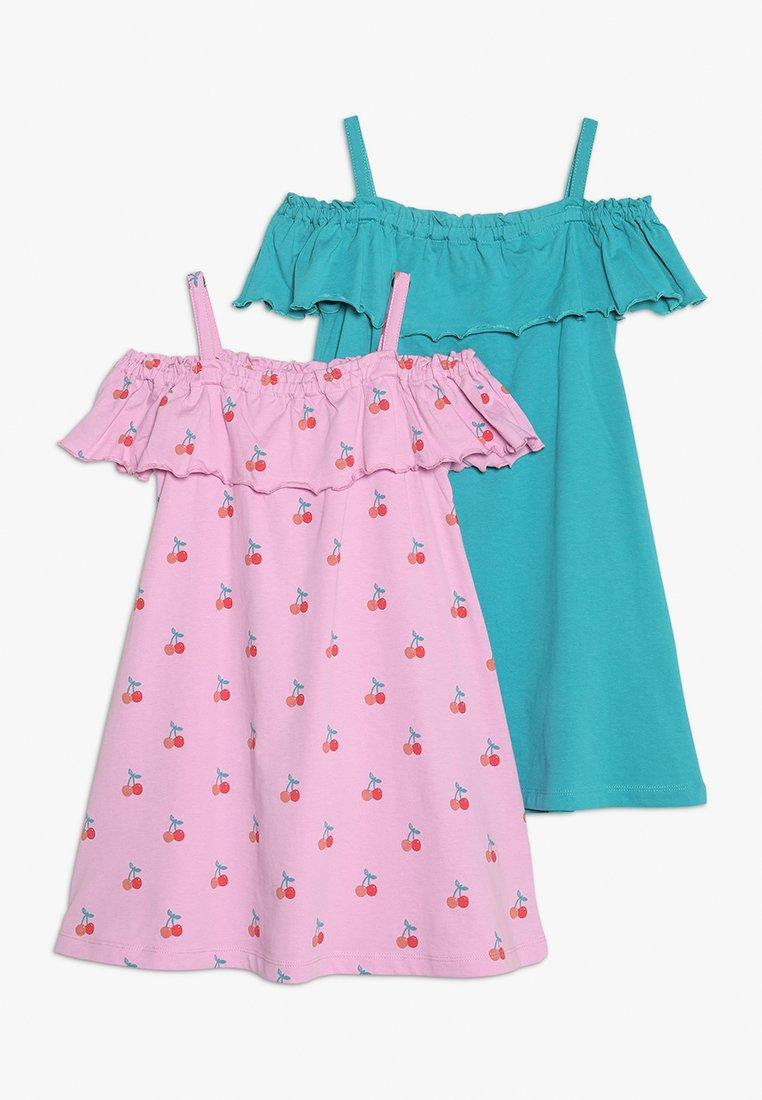 Friboo - 2 PACK - Jerseyklänning - pink