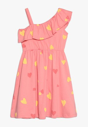 Robe en jersey - strawberry ice