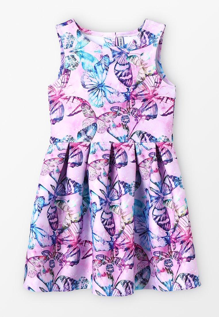 Friboo - DRESS - Vestito estivo - super pink