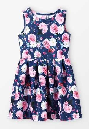 ZINNIA PASSION DRESS  - Vestido informal - true navy