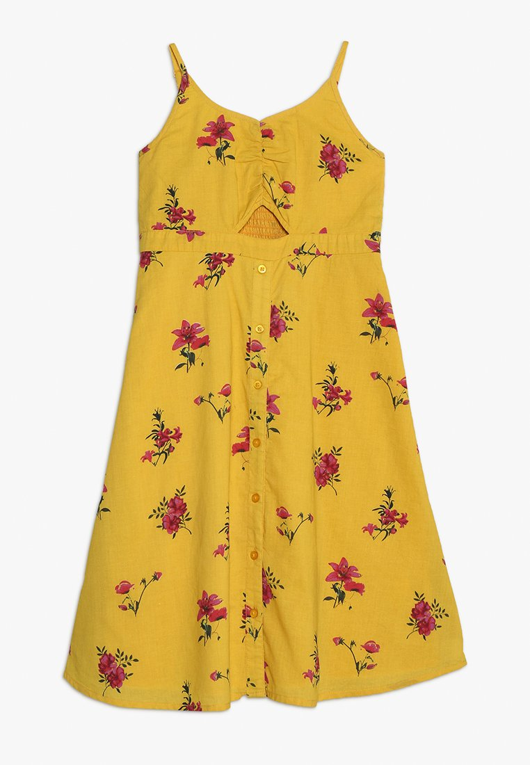 Friboo - Day dress - yellow