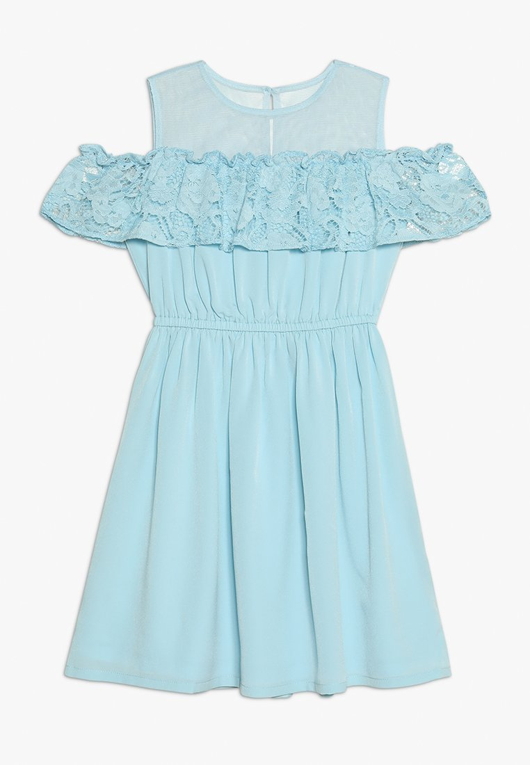 Friboo - Vestido de cóctel - corydalis blue