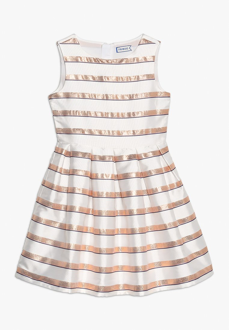 Friboo - Cocktail dress / Party dress - rosegold metallic