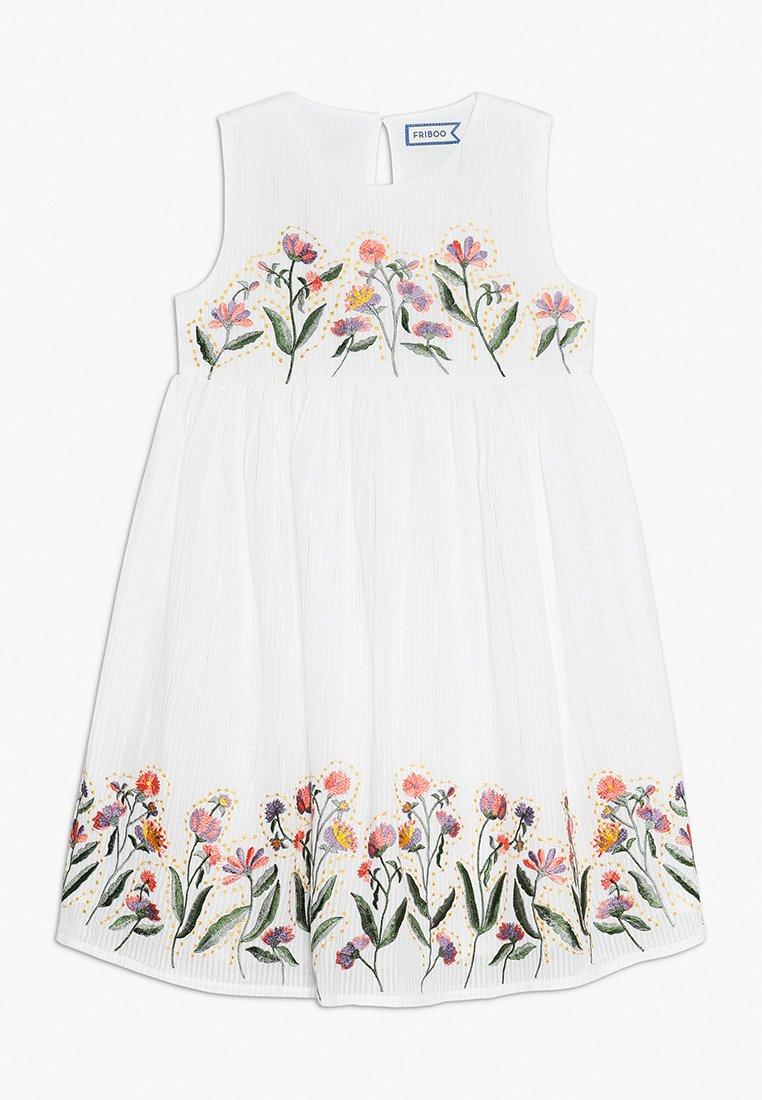 Friboo - Cocktailkleid/festliches Kleid - white