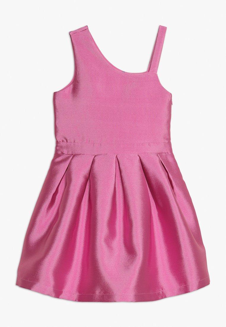Friboo - ONE-SHOULDER DRESS - Cocktailjurk - super pink