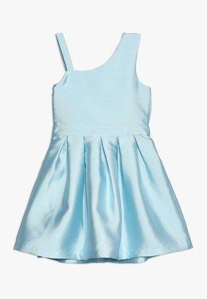 ONE-SHOULDER DRESS - Sukienka koktajlowa - corydalis blue