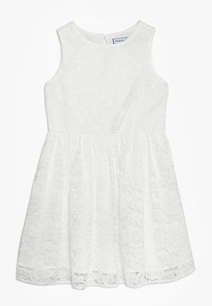 Vestido de cóctel - bright white