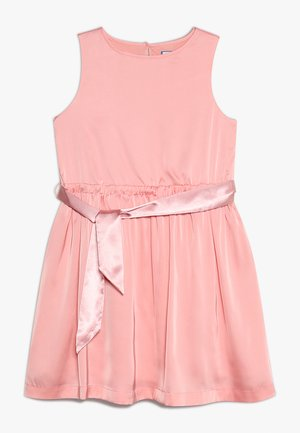 Cocktail dress / Party dress - quartz pink