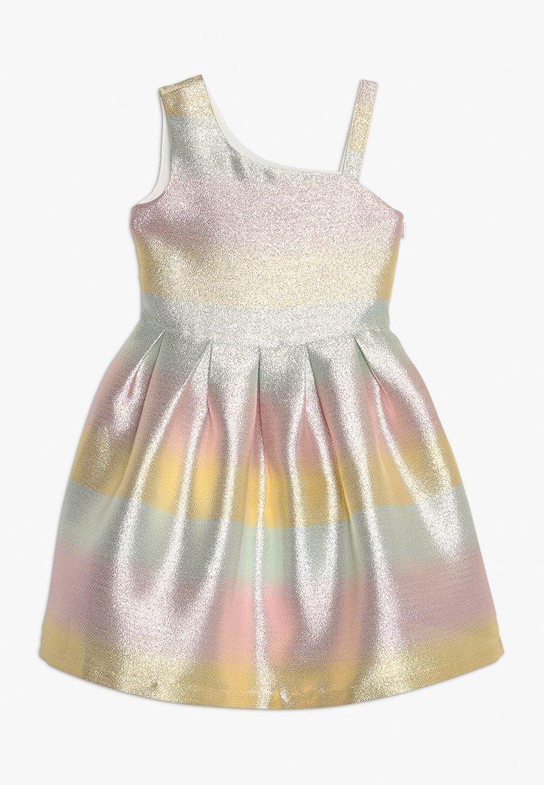 Friboo - Koktejlové šaty/ šaty na párty - gold