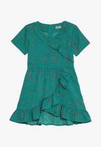 Friboo - Korte jurk - green - 3