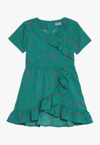 Friboo - Korte jurk - green - 0