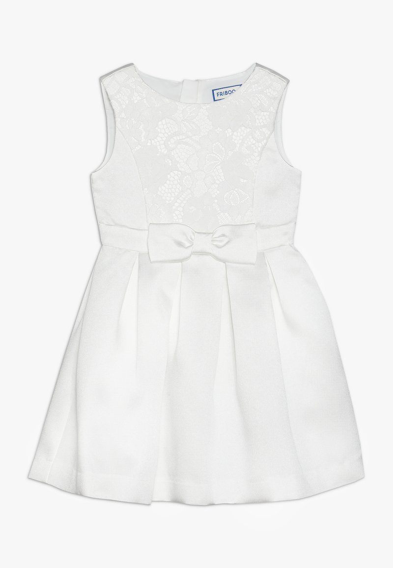 Friboo - Cocktailkleid/festliches Kleid - white