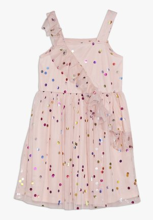 Cocktail dress / Party dress - powder pink