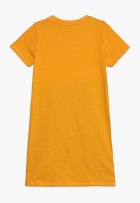 Friboo - Žerzejové šaty - yellow/true navy - 1