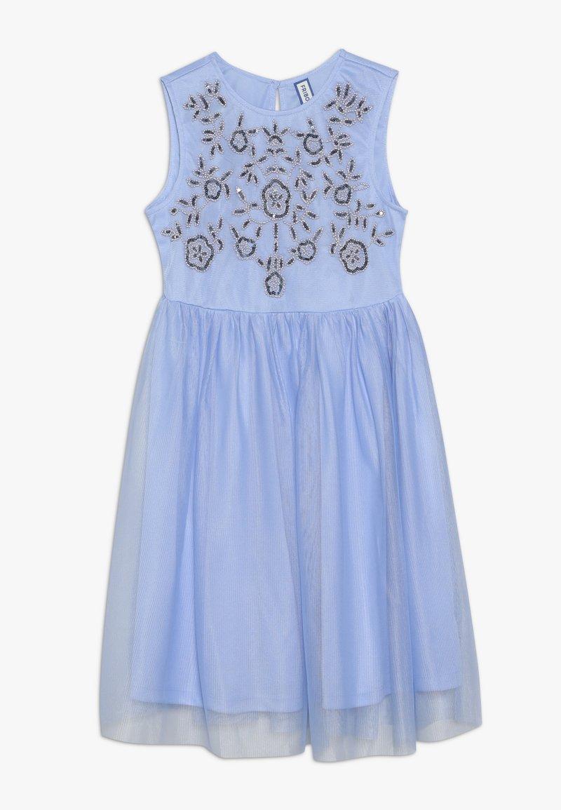Friboo - Koktejlové šaty/ šaty na párty - lavender lustre