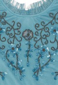 Friboo - Cocktail dress / Party dress - pagoda blue - 2