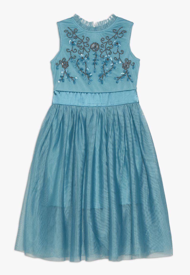 Friboo - Cocktail dress / Party dress - pagoda blue