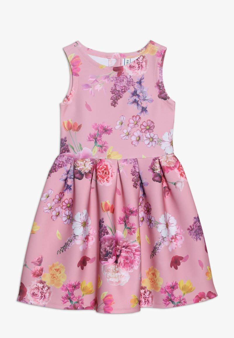 Friboo - Sukienka z dżerseju - cameo pink
