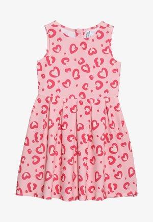 Jerseyklänning - powder pink