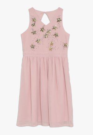 Robe de soirée - powder pink