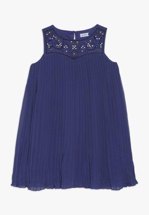 Koktejlové šaty/ šaty na párty - navy blue