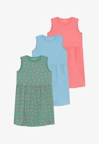 Friboo - 3 PACK - Jersey dress - strawberry ice - 3