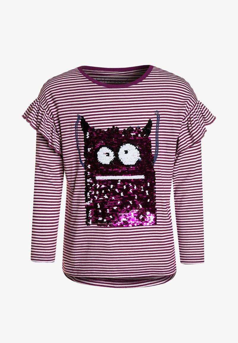 Friboo - Camiseta de manga larga - purple