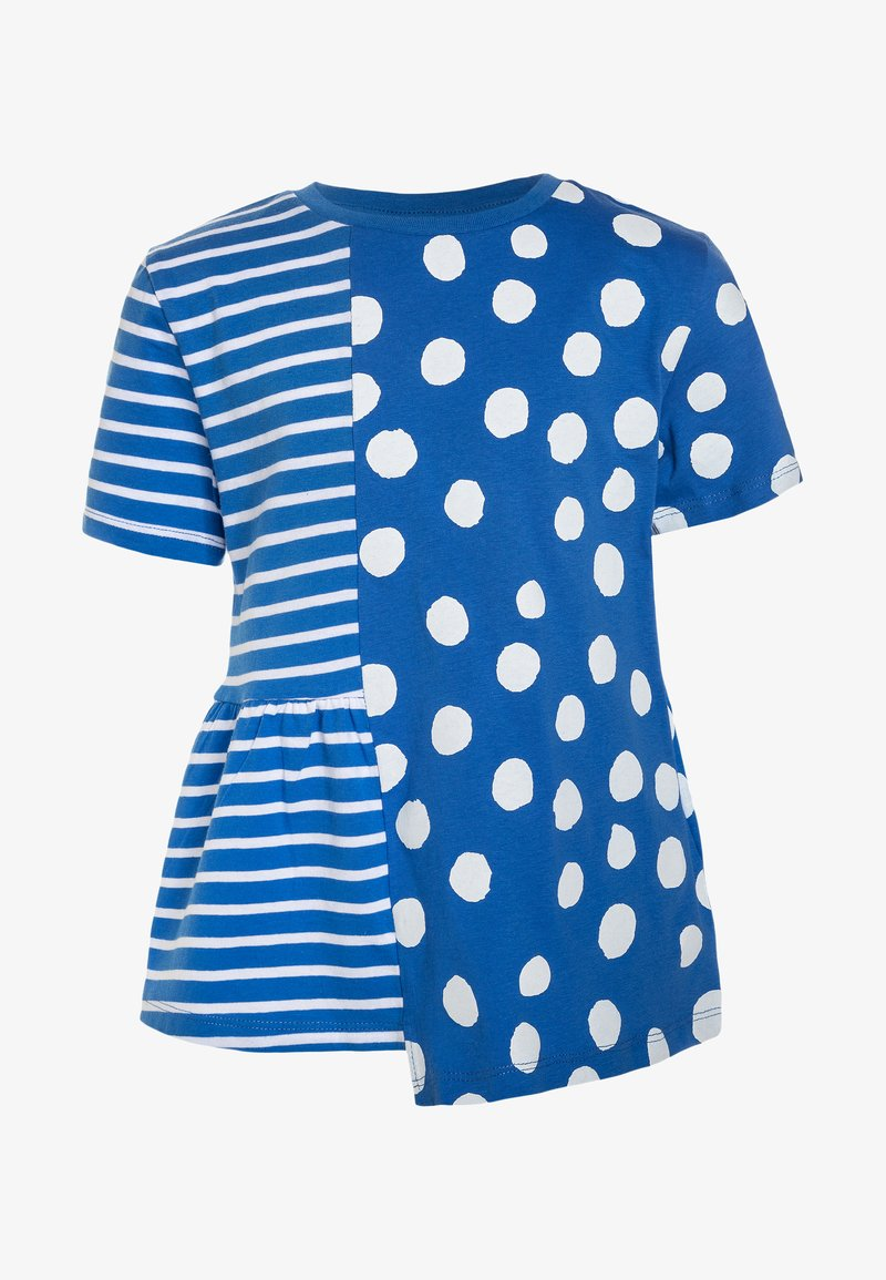 Friboo - Print T-shirt - blue