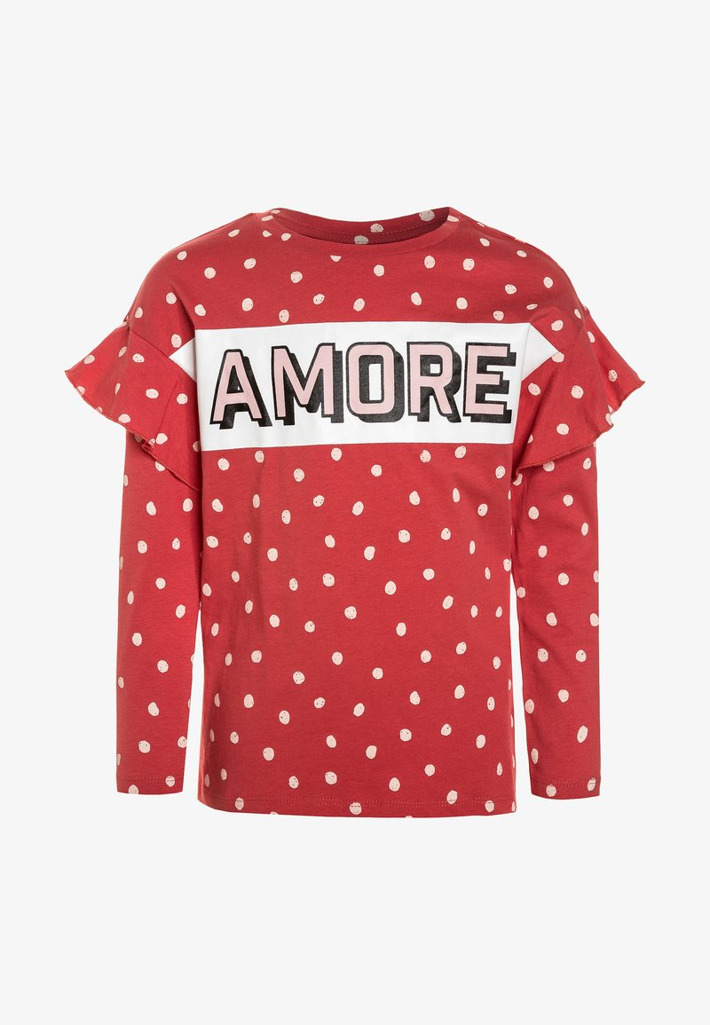 Friboo - Long sleeved top - red
