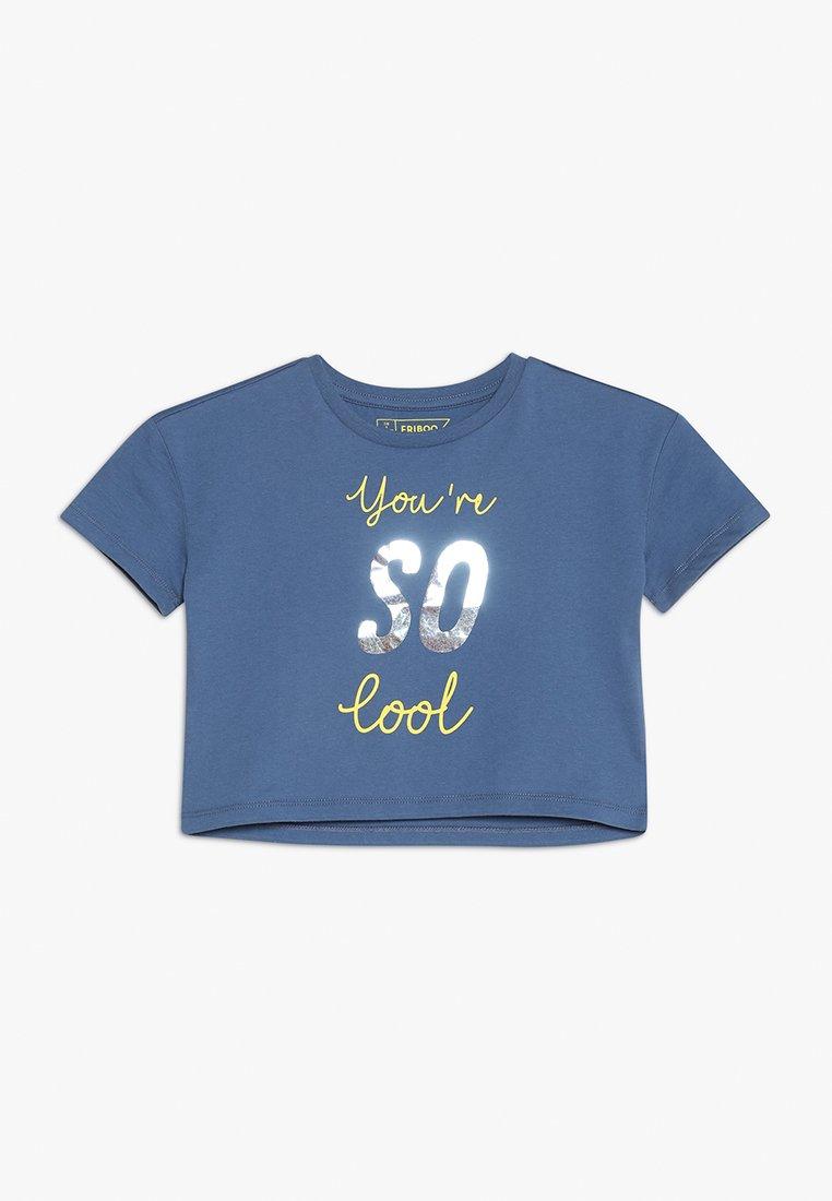 Friboo - T-Shirt print - deep cobalt