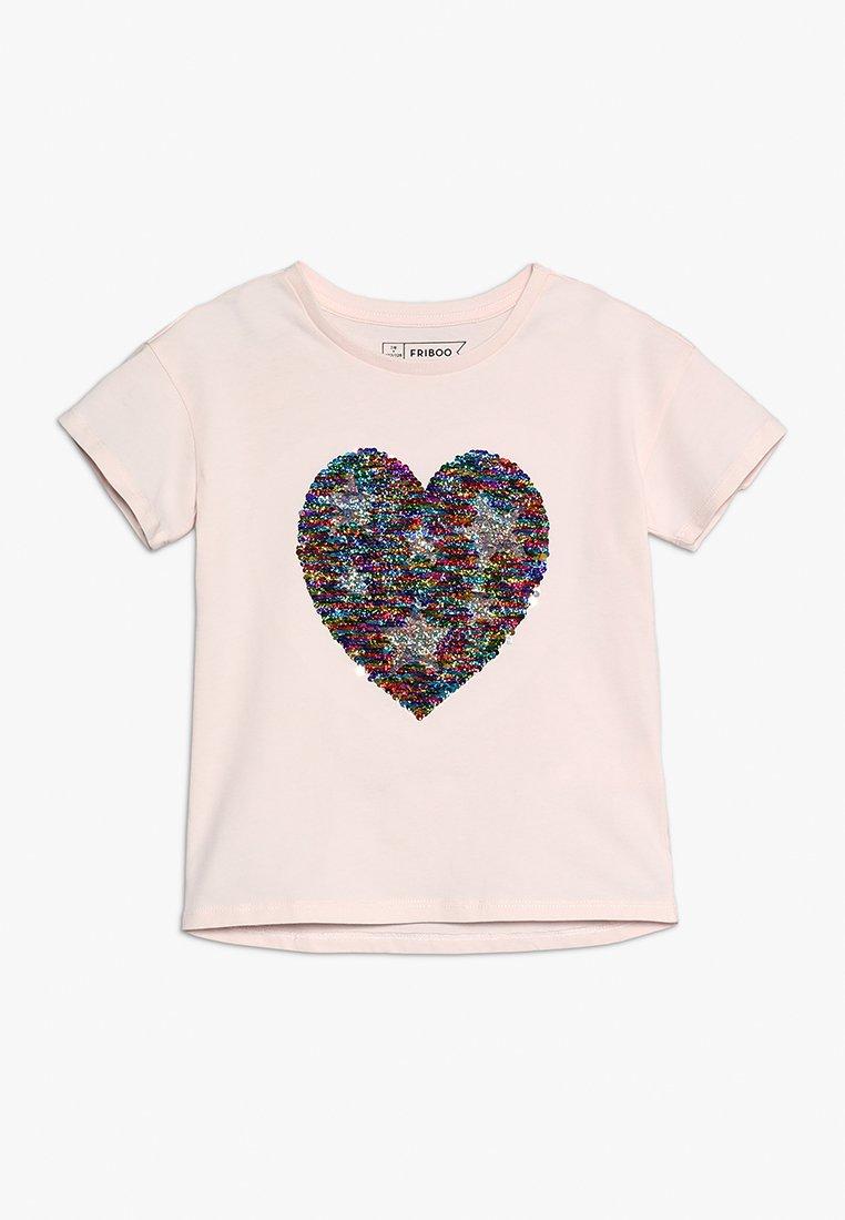 Friboo - T-shirt imprimé - pink