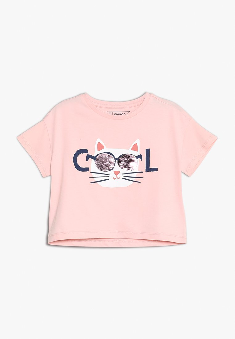 Friboo - T-Shirt print - powder pink