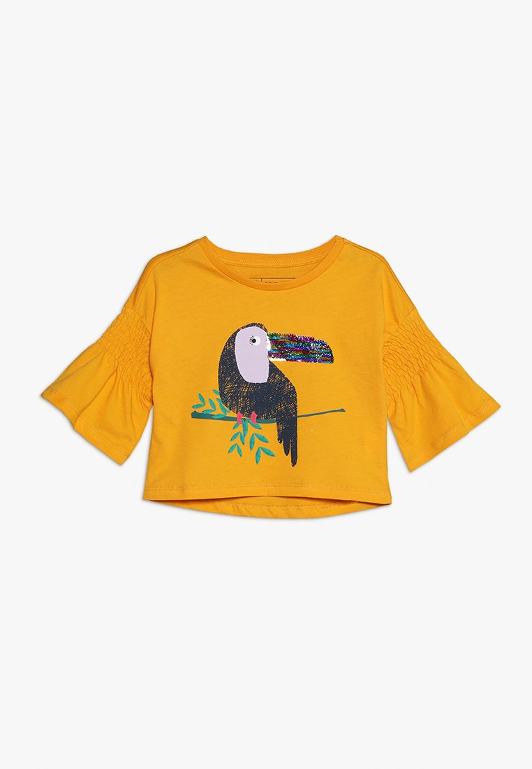 Friboo - T-Shirt print - cadmium yellow