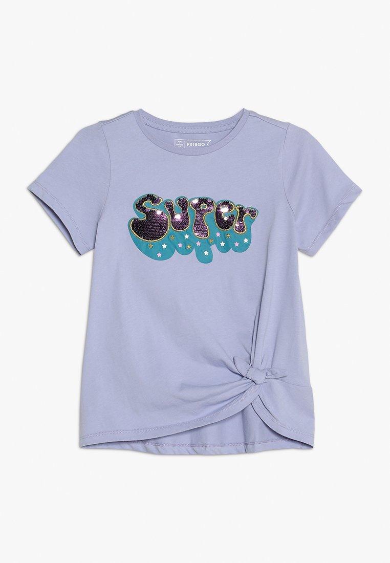 Friboo - T-shirt con stampa - sweet lavendar