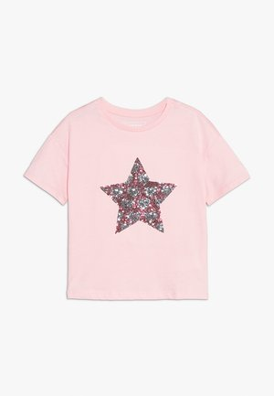 T-shirt z nadrukiem - pale dogwood