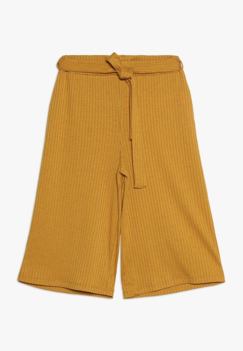 Friboo - Kalhoty - mineral yellow