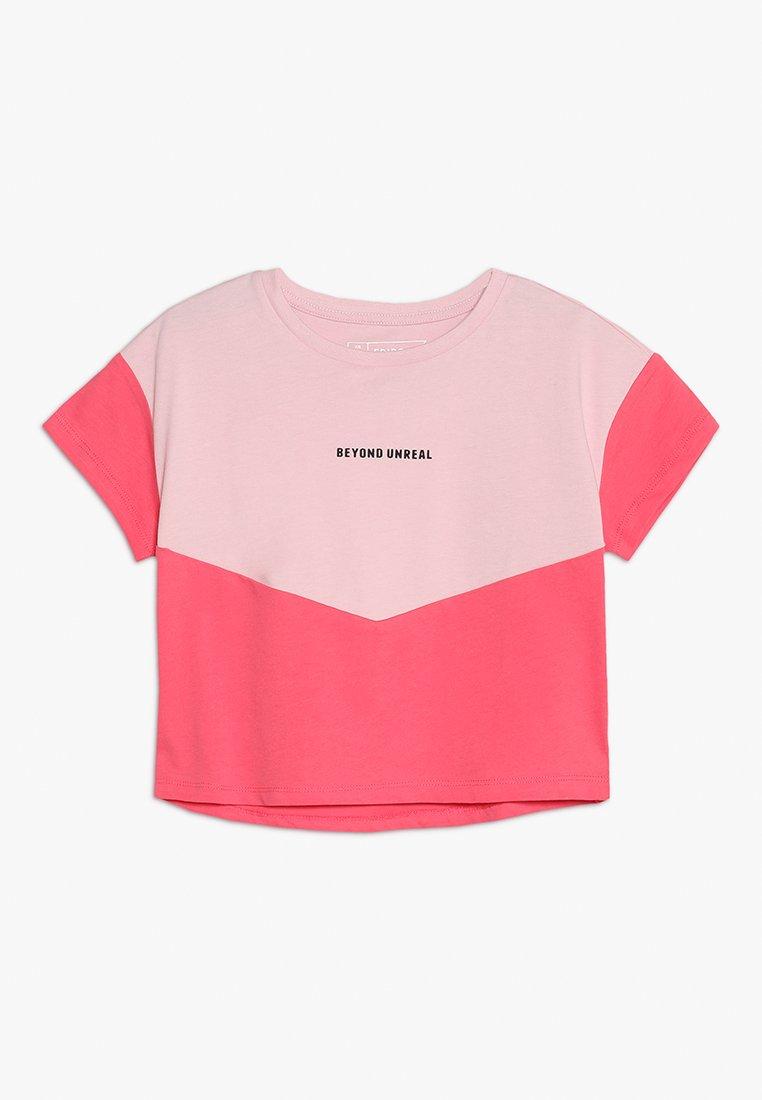 Friboo - Triko spotiskem - cameo pink