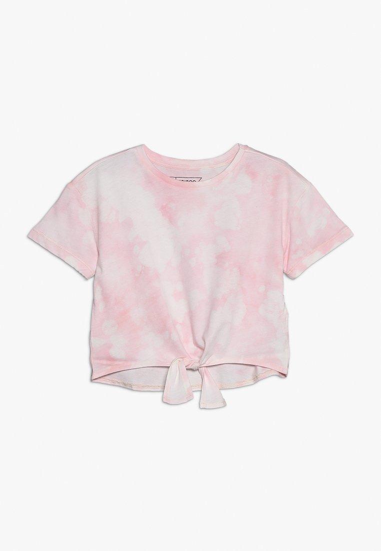 Friboo - T-shirt z nadrukiem - pink