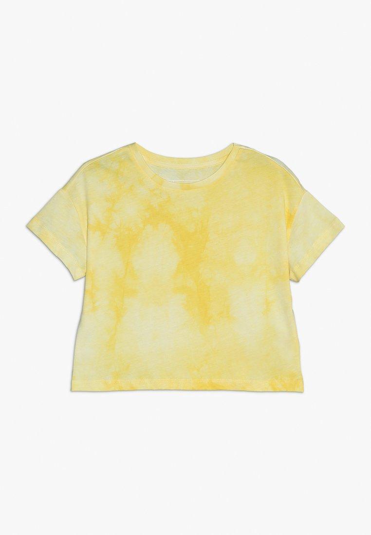 Friboo - T-shirt print - yellow