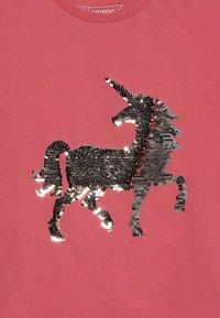 Friboo - T-shirt imprimé - desert rose - 3