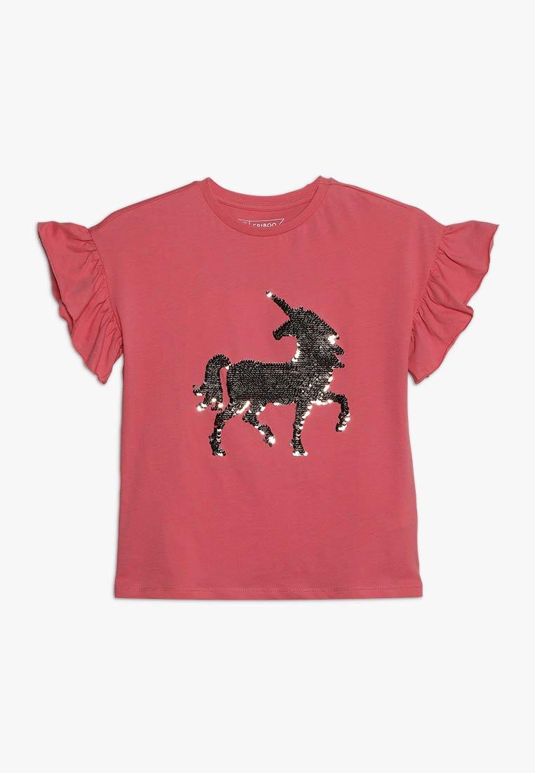Friboo - Print T-shirt - desert rose
